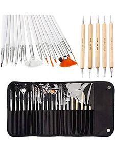 Nail Art Pinsel & Dotting Tool Kit