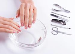 Nagelpflege, Nagelvorbereitung, Nagelschutz